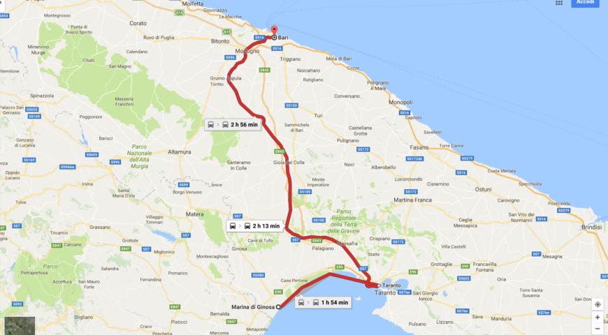 Come arrivare a Marina di Camerota | Blog | CilentoShop.it