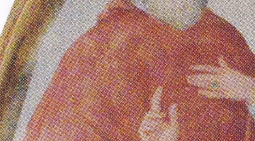 2-Vescovo Michele Saraceno