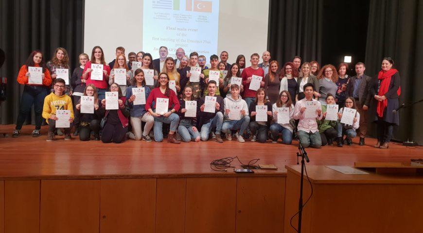 Erasmus Istituto scolastico Deledda