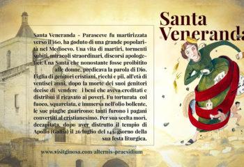 Santa Veneranda storia