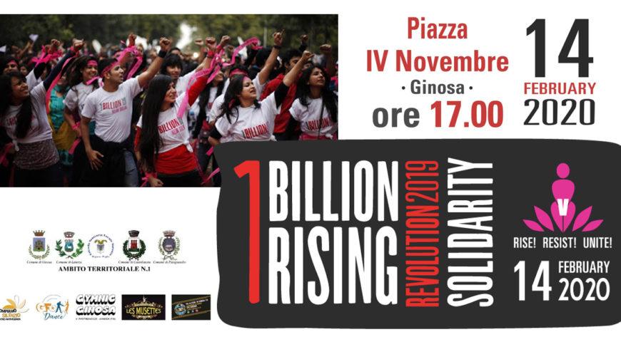 onebillion rising