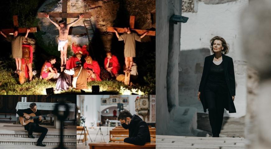 Passio Christi e teatro pubblico pugliese 2021