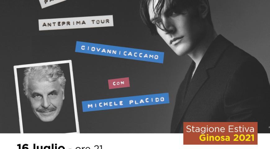 Parola Giovanni Caccamo e Michele Placido